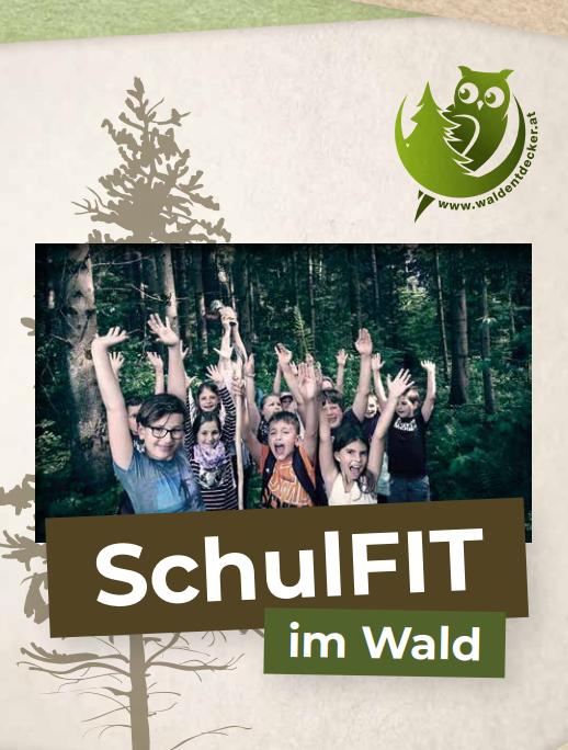 SchulFit im Wald – Klagenfurt
