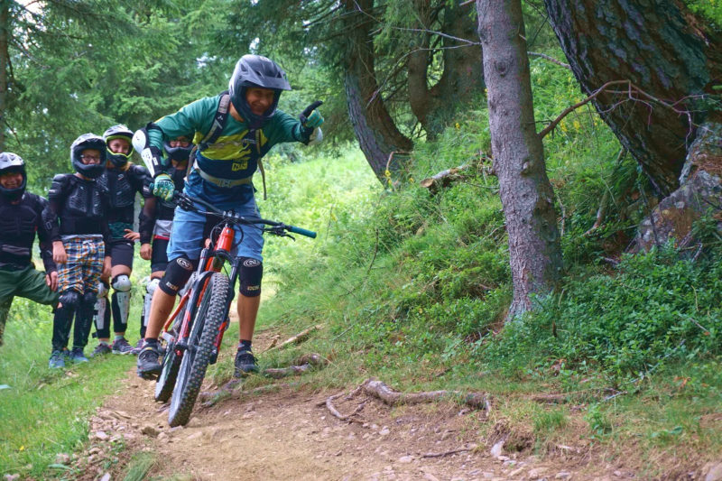 Family Bike & Downhill Week