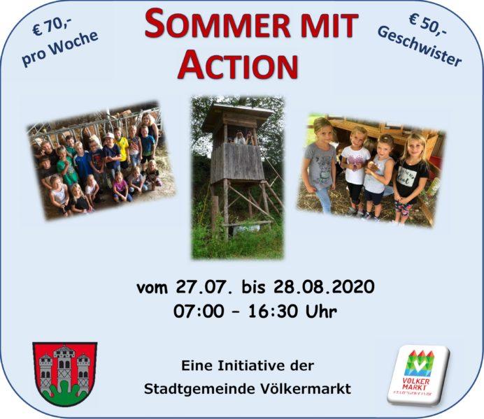 Sommer mit Action