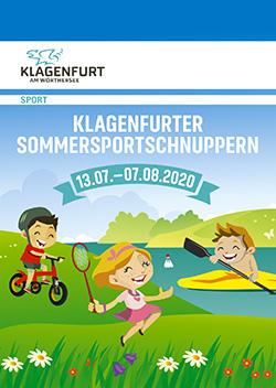 Sportschnuppern – Klagenfurt