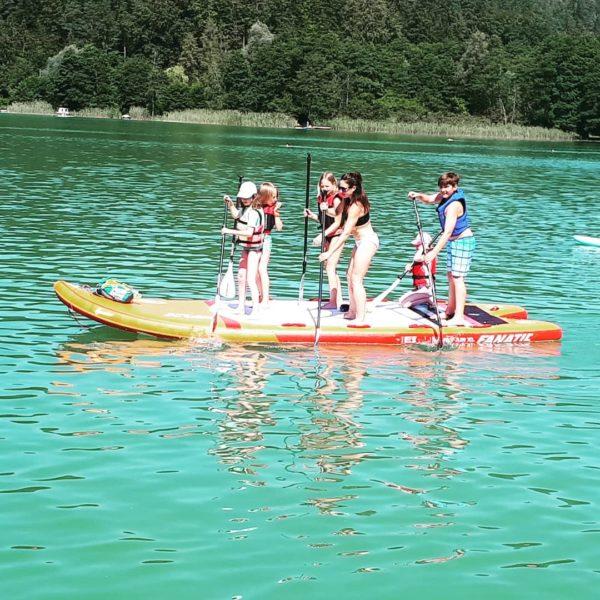Sommercamp am Keutschacher See